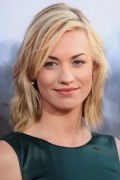 Yvonne Strahovski at 'Cowboys & Aliens' Premiere during Comic-Con 2011 at San Diego Civic Theatre on July 23, 2011 in San Diego, California
