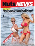 Jorgie Porter and Gemma Merna-Nuts July 8th-14th 2011