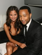 Christine Teigen at the SadeJohn Legend Concert Official After Party, 20 August, x2