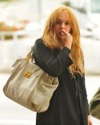 Juno Temple - departing from LAX 10/09/'11