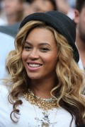 Beyonce at US Open 2011 final, 12 September, x12