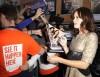 """Alexis Bledel @ """"Violet & Daisy"""" Premiere during TIFF Sept. 15 2011"""