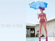 Victoria Beckham : Sexy Wallpapers x 3