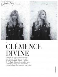 Клменс Пози, фото 137. Clmence Posy Jalouse Magazine (French) November 2011 (Tagged), foto 137
