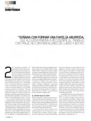 Наоми Вотс, фото 2009. Naomi Watts DT Spain Magazine November 2011, foto 2009