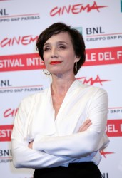 Кристин Скотт Томас, фото 62. Kristin Scott Thomas 'The Woman in the Fifth' Photocall at the International Rome Film Festival (30.10.2011), foto 62