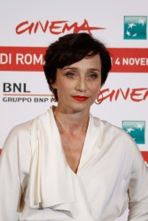 Кристин Скотт Томас, фото 51. Kristin Scott Thomas 'The Woman in the Fifth' Photocall at the International Rome Film Festival (30.10.2011), foto 51