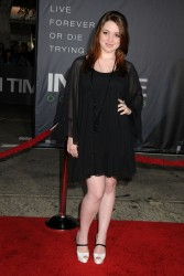 Дженнифер Стоун, фото 321. Jennifer Stone 'In Time' Premiere in LA - 20.10.2011, foto 321