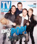 Westlife - TV BUZZ magazine december 2011