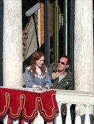 "Dakota Fanning on set of ""Effie"" 28 HQ pics"