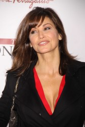 Джина Гершон, фото 354. Gina Gershon 'The Iron Lady' New York premiere at the Ziegfeld Theater on December 13, 2011 in New York City, foto 354