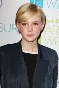 Кэри Маллиган, фото 675. Carey Mulligan The New York Times Arts & Leisure Weekend - TimesTalks in New York City - 08.01.2012, foto 675