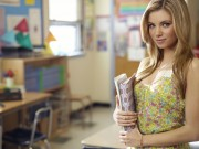 "Amber Lancaster ""The Hard Times Of RJ Berger"" promos/stills, x8"