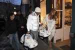 Мэрайя Кэри, фото 6107. Mariah Carey December, 31 2011 Out & about in Aspen, foto 6107