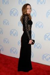 Анджелина Джоли, фото 7456. Angelina Jolie - Producers Guild awards, january 21, foto 7456