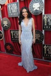 Ная Ривера, фото 171. Naya Rivera 18th Annual Screen Actors Guild Awards at The Shrine Auditorium in Los Angeles - 29.01.2012, foto 171