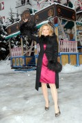 Барбара Шнебергер, фото 286. Barbara Schneberger SchцnebergerCLICQUOT IN THE SNOW 2012 im Hotel Arosa Kitzbьhel 20.01.12, foto 286