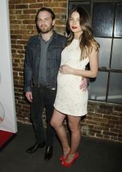 Лили Олдридж, фото 353. Lily Aldridge - HBO's 'Eastbound & Down' Season 3 Premiere in LA (Feb. 9), foto 353