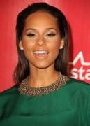 Алиша Киз (Алисия Кис), фото 2971. Alicia Keys 2012 MusiCares Person Of The Year Gala in LA - February 10, 2012, foto 2971