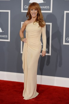 Kathy Griffin @ 54th Annual Grammy Awards in LA February 12, 2012 HQ