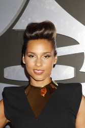 Алиша Киз (Алисия Кис), фото 3062. Alicia Keys 54th annual Grammy Awards - 12/02/2012 - Red Carpet, foto 3062