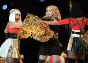 Мадонна (Луиза Чикконе Ричи), фото 1205. Madonna (Louise Ciccone Ritchie)Superbowl Halftime, 05.02.2012, foto 1205