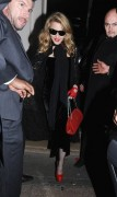 Мадонна (Луиза Чикконе Ричи), фото 1215. Madonna (Louise Ciccone Ritchie) - leaving the W.E. afterparty at the Arts Club in London, 12.01.2012, foto 1215