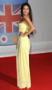 Николь Шерзингер, фото 2000. Nicole Scherzinger - Brit Awards in London - 21 Feb, foto 2000