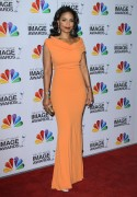 Санаа Лэтэн, фото 195. Sanaa Lathan 43rd Annual NAACP Image Awards in Los Angeles - February 17, 2012, foto 195