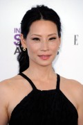 Люси Алексис Лью, фото 1118. Lucy Alexis Liu 2012 Film Independent Spirit Awards in Santa Monica 25.2.2012, foto 1118