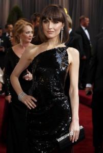 Роуз Бирн, фото 598. Rose Byrne 84th Annual Academy Awards in LA, 26.02.2012, foto 598