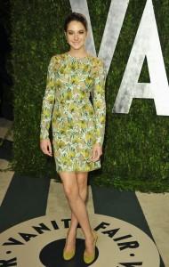 Шэйлин Вудли, фото 858. Shailene Woodley Vanity Fair Oscar Party - West Hollywood - 26.02.2012, foto 858