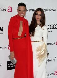 Петра Немсова, фото 4056. Petra Nemcova Elton John AIDS Foundation Academy Awards Party in LA, 26.02.2012, foto 4056