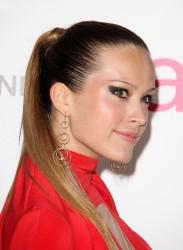Петра Немсова, фото 4045. Petra Nemcova Elton John AIDS Foundation Academy Awards Party in LA, 26.02.2012, foto 4045