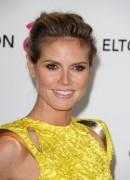 Хайди Клум, фото 4965. Heidi Klum Elton John AIDS Foundation Academy Awards Party - 02/26/12, foto 4965