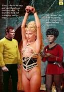 Whitney grace nude lee 'Star Trek'
