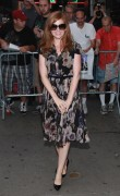 Isla Fisher - at Good Morning America in New York 08/05/12